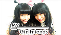My Girlfriends オフィシャルTwitter
